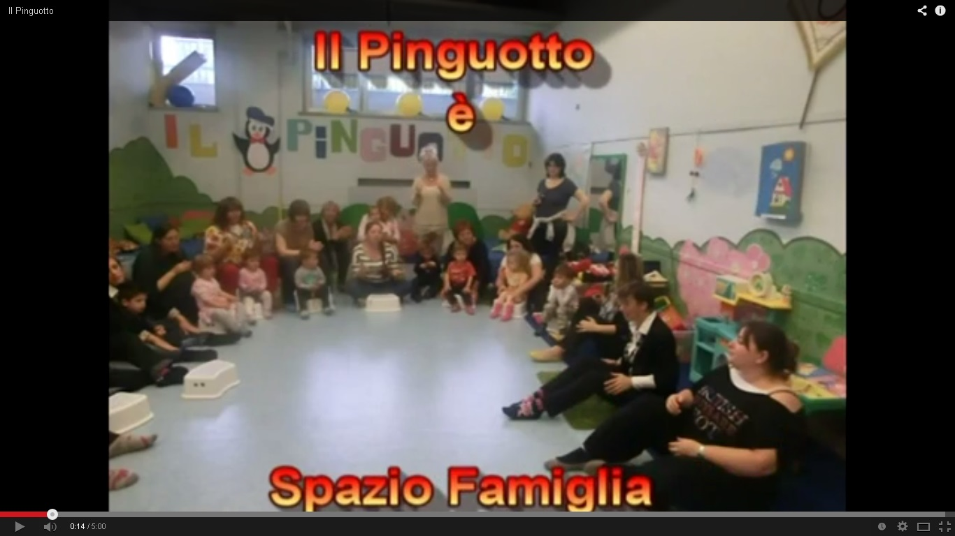 video pinguotto